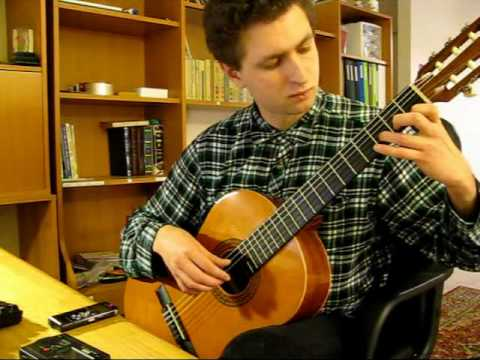 Gaspar Sanz - Españoleta (Spagnoletta) (Guitar)