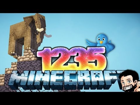 MINECRAFT [HD+] #1235 - Der Dachpappofant ★ Let's Play Minecraft