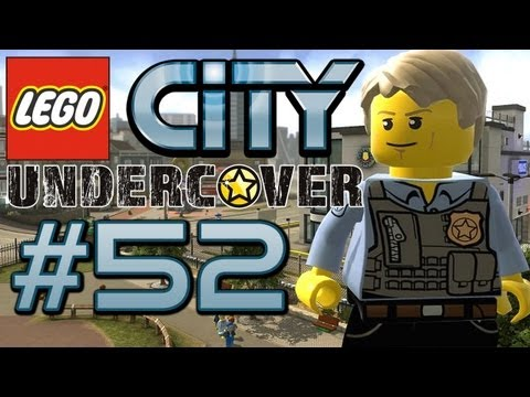 LEGO City Undercover - Let's Play #52 - Mech-tige Rohrverlegungs-Action