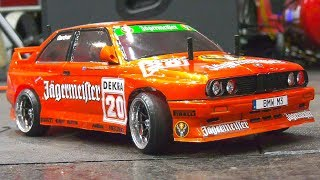 RC MODEL DRIFT CARS IN ACTION!! *RC CAR DOGE VIPER, RC BMW M3, RC NISSAN