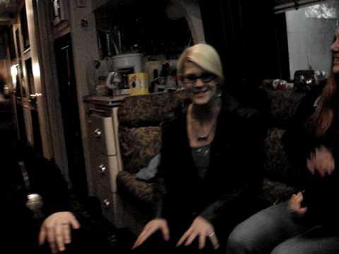 KITTIE - In The Black Tour Vlog