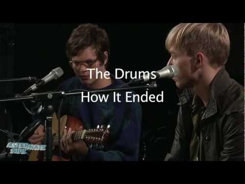 The Drums - How It Ended (Live @ WFUV, 2011)