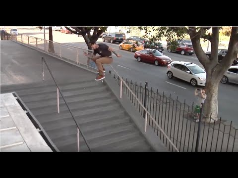 Sascha Daley Cab down Hollywood 16 Rough Cut