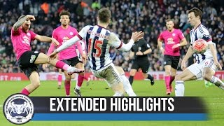 EXTENDED HIGHLIGHTS | West Bromwich Albion vs Peterborough United
