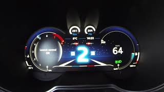 Alpine A110 2018 Acceleration 0   200 kmh