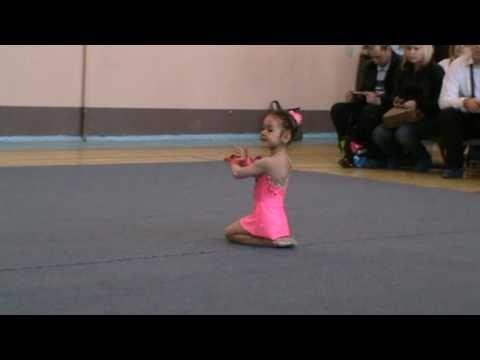 дети в художественной гимнастике б/п 4 года