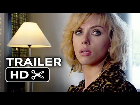 Lucy Official Trailer #1 (2014) - Scarlett Johansson Movie HD