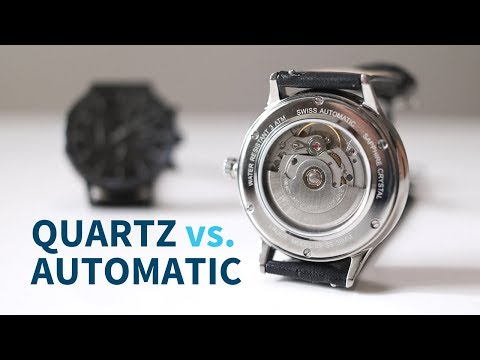 Watch Movements: Difference Between Quartz, Mechanical & Automatic