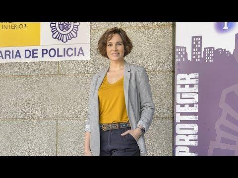 Celia Freijeiro nos habla sobre su personaje, Teresa Ronda, en Servir y proteger