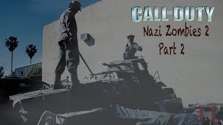 COD Nazi Zombies in Real Life 2 (2/2)
