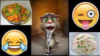 Mere Rashke Qamar Most Popular Funny Song By Talking Tom