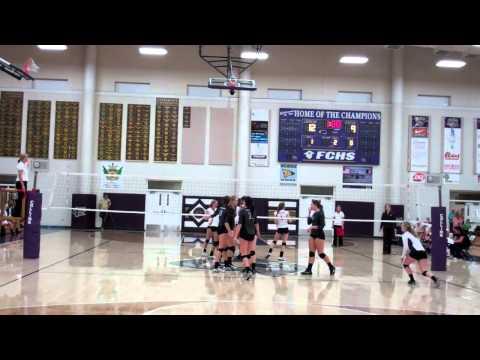 Fort Collins High School vs Fairview High School 2013 Game 2