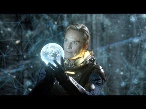 Michael Fassbender Interview On Ridley Scott's 'Prometheus': Rumored 'Alien' Prequel