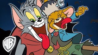🔴WATCH NOW! SPOOKY TOM & JERRY, SCOOBY-DOO! AND LOONEY TUNES! | WB KIDS
