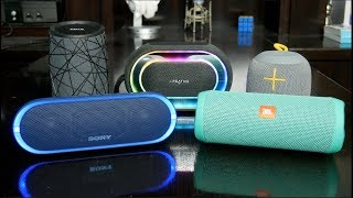 Top Bluetooth Speakers Under $100 - December 2017