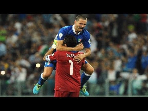 PUMA: Buffon and Chiellini share their World Cup memories