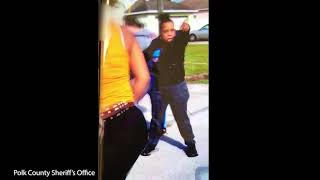 Florida woman instigates fight between two young girls