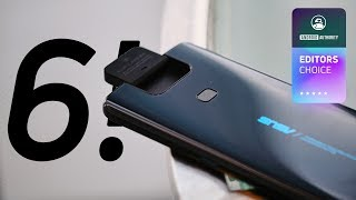 Asus Zenfone 6 Review: Flip the switch!