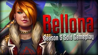 Smite: Warriors Can Still Carry!- Season 5 Bellona Solo Gameplay