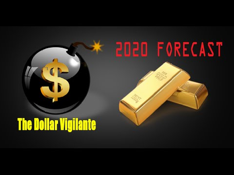 The Dollar Vigilante - Bo Polny - Gold 2020 forcast - Trade Based On Your Own Plan
