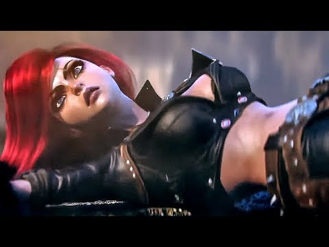 League of Legends 'A Twist Of Fate' Cinematic Trailer 2013 【Movie Scene HD】