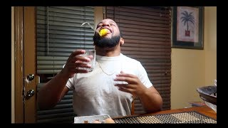 YOU LAUGH, YOU LOSE! (DAD JOKES! RAW EGG PUNISHMENT)