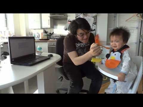 Videos divertidos de bebes