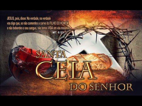 Culto de santa ceia 05.04.2015 - Pr. Willian Muteba - Luanda - Angola