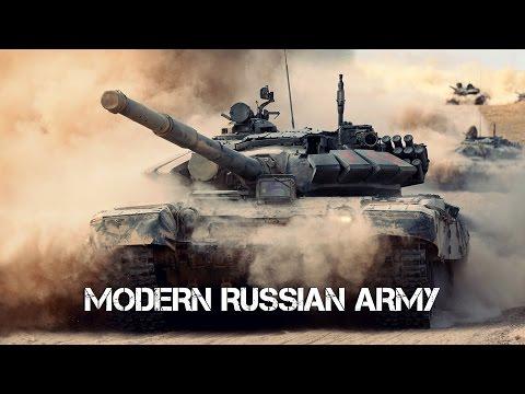 Modern Russian Army 2017