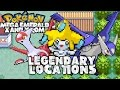 Pokemon Mega Emerald XY Edition: Legendary Locations (Mega Latios, Latias & Jirachi) thumbnail