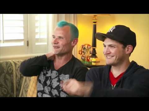 Red Hot Chili Peppers - I'm With You Interview 4 [Interview]