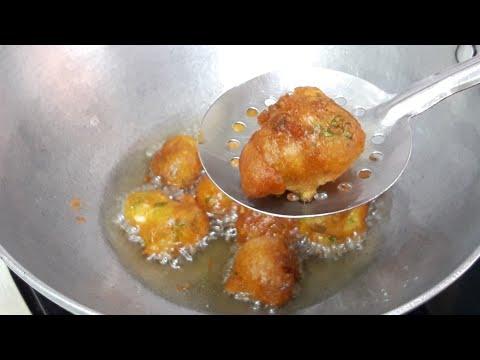 How to make Mysore Bonda Recipe|चाय स्नैक मैसूर बोंदा रेसिपी| Rachna's rasoee