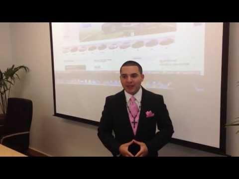 Sean V. Bradley, CEO Of Dealer Synergy Training A BMW Dealership On Automotive Internet Sales