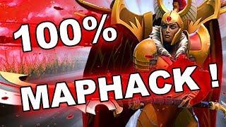 Legion Commander with DUEL SCRIPTS + 100% MAPHACK, Valve FIX IT PLS!
