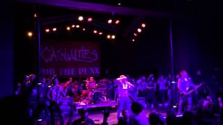 Watch Casualties Punx  Skins video