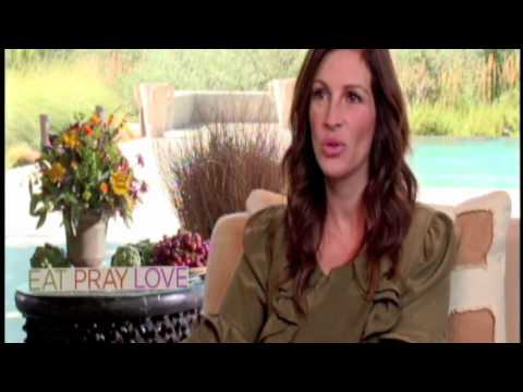 julia roberts kids 2011. Julia Roberts on EAT PRAY LOVE
