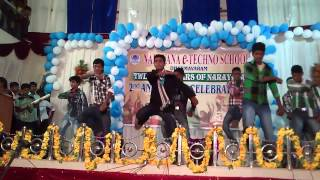 fazil dance