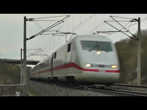 ICE-Schnellfahrstrecke Hannover-Gttingen | HighSpeed!