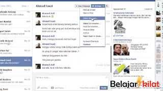 download lagu Cara Menghapus Pesan Chat Di Facebook gratis