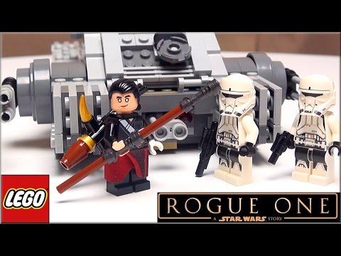 LEGO Star Wars 75152 Имперский десантный танк Обзор. Набор Лего Звёздные войны по фильму Изгой-Один