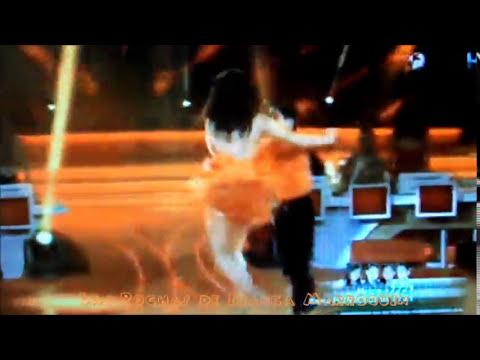 Bianca Marroquín  bailando Acere Bongo con Jorge PG2