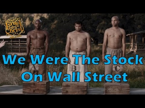 The Israelites: We Were The Original Stock Market On Wall Street
