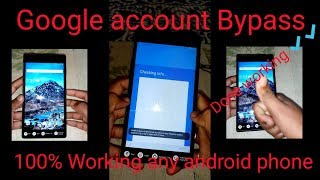 How to remove google account verification 'bypass FRP' & hard reset Lenovo tab| any android phone