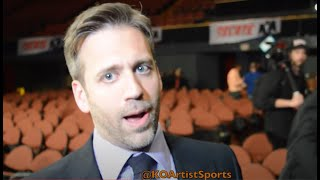 Max Kellerman says Pacquiao's better than Floyd all time!