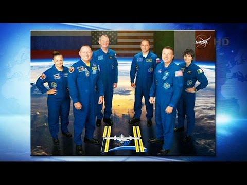 تسرب لغاز سام داخل القسم الأمريكي من محطة الفضاء الدولية