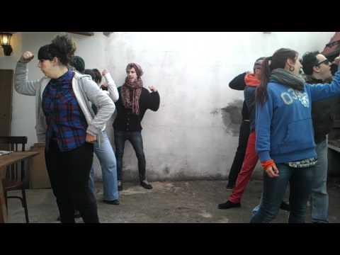 Prova 1, Sexy And I Know It, Los Yogurines 2012 video