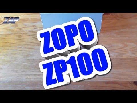 Zopo ZP100 Android QHD DUALSIM Phone Review - MT6575 GPS 540x960 Merimobiles - ColonelZap