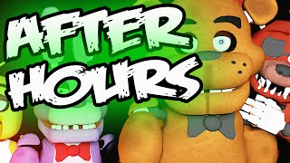 FNAF 3 + GTA?! | AFTER HOURS | Five Nights at Freddy's 3 Fan Game After Hours Gameplay