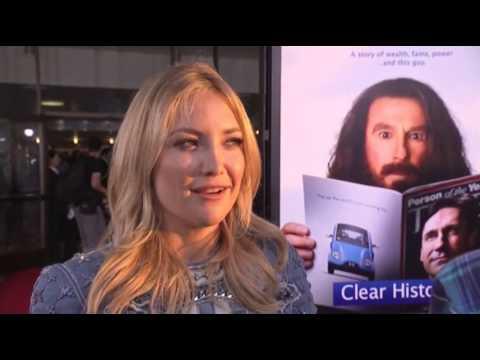 Kate Hudson, Larry David Debut 'Clear History'