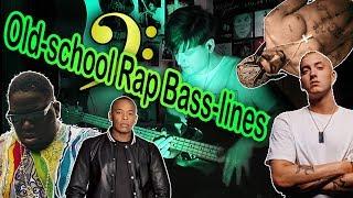 Download Lagu Old-school Rap Bass-lines Gratis STAFABAND
